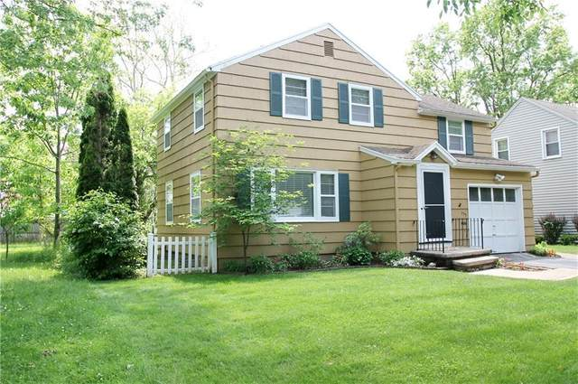 155 Edgemont Rd Road, Rochester, NY 14620 (MLS #R1269393) :: Robert PiazzaPalotto Sold Team