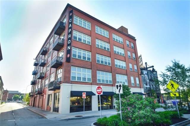 1 Capron Street Un203, Rochester, NY 14607 (MLS #R1270064) :: Lore Real Estate Services