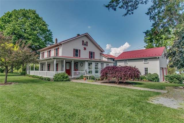 4033 Nys Route 14 Highway, Starkey, NY 14842 (MLS #R1270742) :: Robert PiazzaPalotto Sold Team