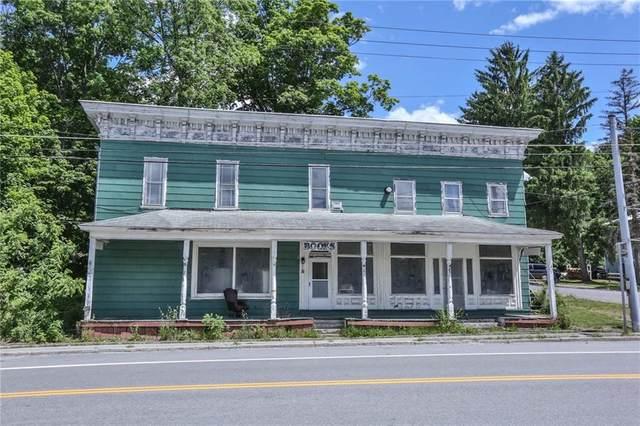7887 N Main Street, Springwater, NY 14560 (MLS #R1271022) :: MyTown Realty