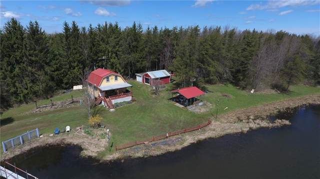 1906 Roots Road, Almond, NY 14804 (MLS #R1271501) :: MyTown Realty