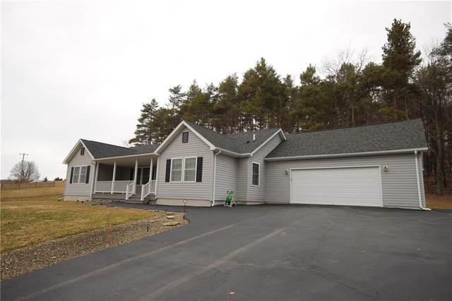 4556 Byrne Road, Alma, NY 14895 (MLS #R1271885) :: Lore Real Estate Services