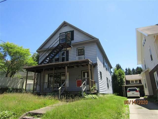 22 Bassett Street, Jamestown, NY 14701 (MLS #R1272028) :: BridgeView Real Estate Services