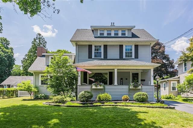 58 Dewey Avenue, Perinton, NY 14450 (MLS #R1273150) :: Robert PiazzaPalotto Sold Team