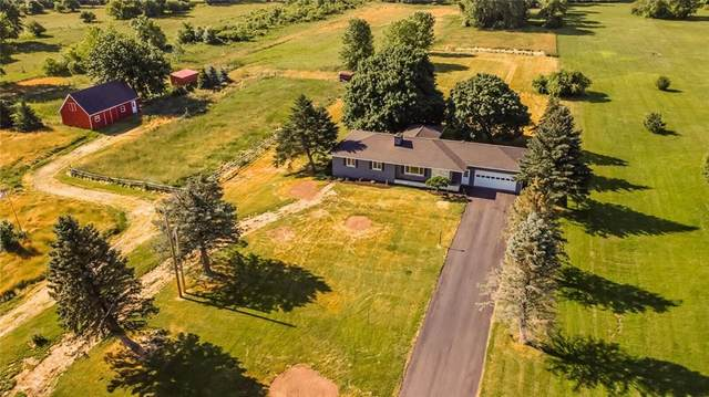 505 Lawrence Road, Clarkson, NY 14420 (MLS #R1273584) :: Updegraff Group