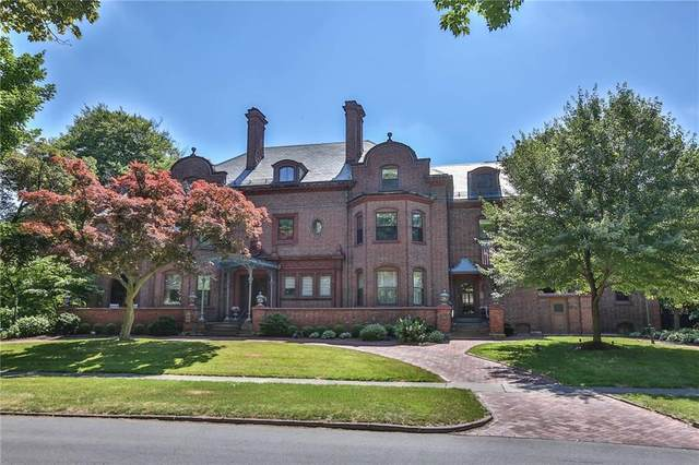24 Berkeley Street, Rochester, NY 14607 (MLS #R1273587) :: Lore Real Estate Services