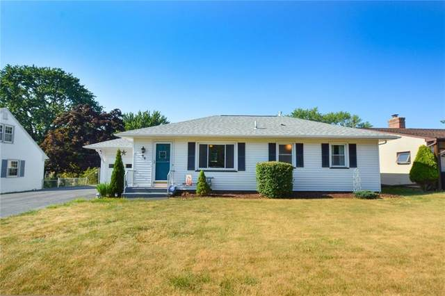 90 White Oaks Dr, Greece, NY 14616 (MLS #R1273771) :: Lore Real Estate Services