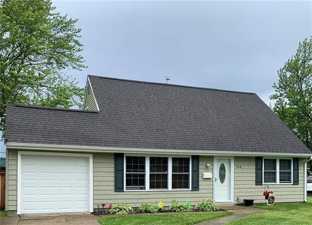116 Riverdale Drive, Grand Island, NY 14072 (MLS #R1273872) :: 716 Realty Group
