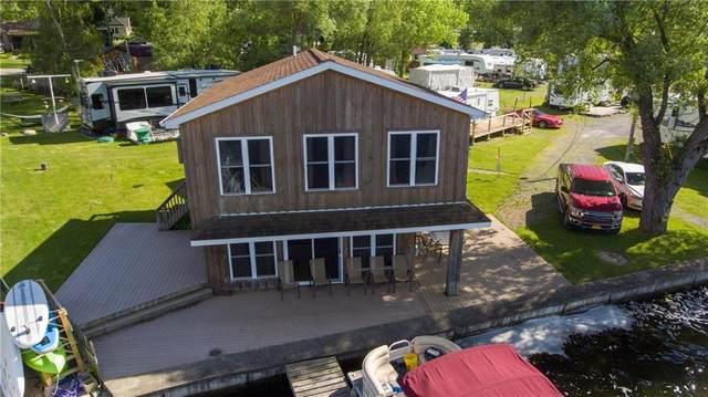 4323 Springbrook Road W, Castile, NY 14427 (MLS #R1274578) :: Lore Real Estate Services