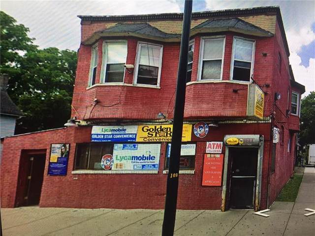 849 Jefferson Avenue, Rochester, NY 14611 (MLS #R1274774) :: Robert PiazzaPalotto Sold Team
