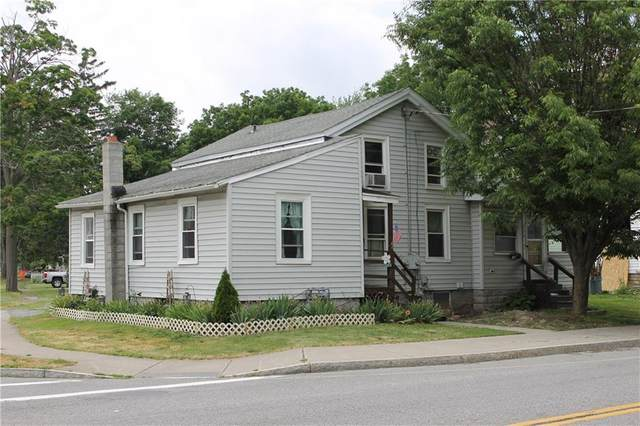 730 S Main Street, Shelby, NY 14103 (MLS #R1274918) :: Robert PiazzaPalotto Sold Team