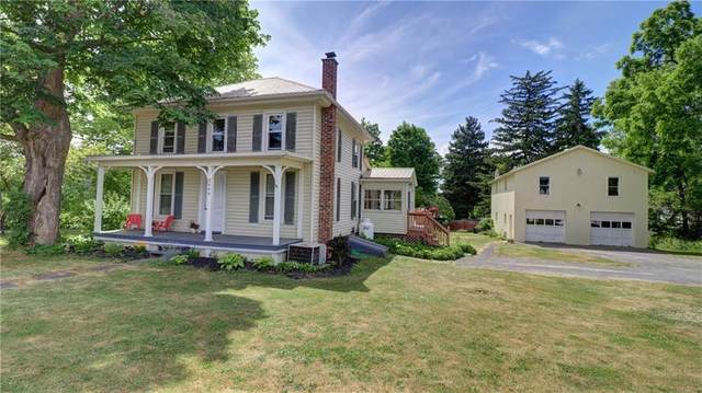 3449 State Route 90, Ledyard, NY 13026 (MLS #R1275115) :: Lore Real Estate Services