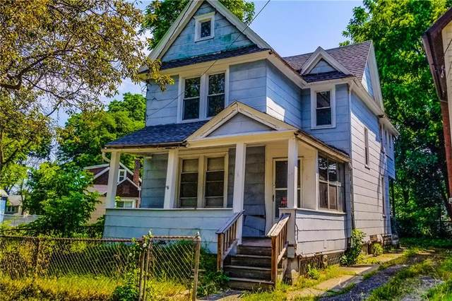38 Taylor Street, Rochester, NY 14611 (MLS #R1275229) :: Robert PiazzaPalotto Sold Team