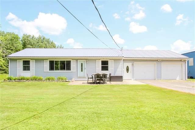 1436 Hartson Road, Poland, NY 14733 (MLS #R1275732) :: BridgeView Real Estate Services