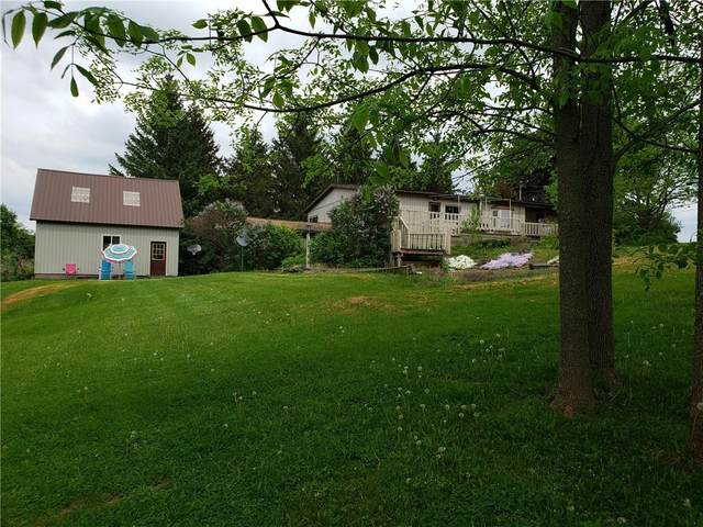 4298 Holley Byron Road, Clarendon, NY 14470 (MLS #R1275769) :: Robert PiazzaPalotto Sold Team