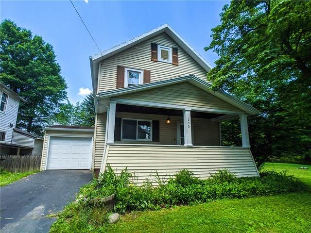 203 N 21st Street, Olean-City, NY 14760 (MLS #R1276066) :: The Chip Hodgkins Team