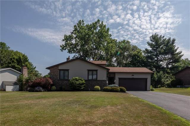 66 Old English Drive, Greece, NY 14616 (MLS #R1276530) :: Robert PiazzaPalotto Sold Team