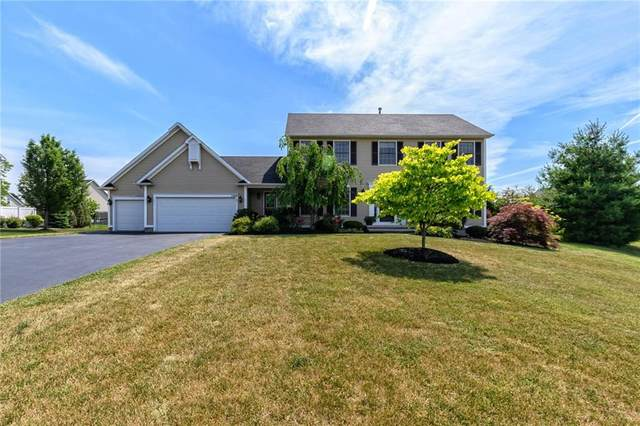 1568 Barrow, Webster, NY 14580 (MLS #R1276574) :: Lore Real Estate Services