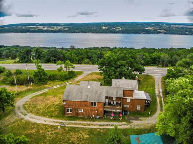 4856 State Route 14, Starkey, NY 14837 (MLS #R1276648) :: Thousand Islands Realty