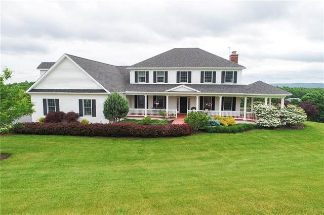 5081 State Route 21, Canandaigua-Town, NY 14424 (MLS #R1276711) :: Updegraff Group