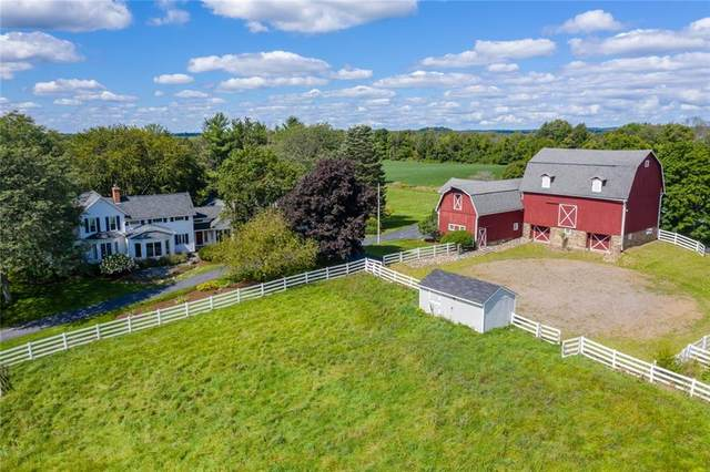 571 Boughton Hill Road, Mendon, NY 14472 (MLS #R1276947) :: Updegraff Group