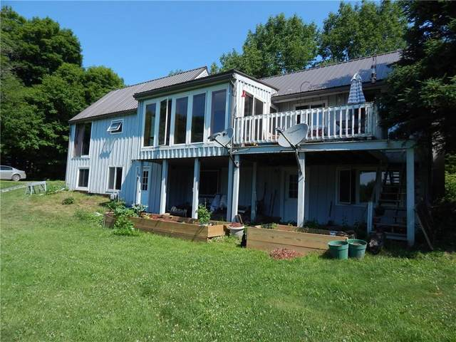 7825 Peglow Road, Springwater, NY 14572 (MLS #R1276979) :: MyTown Realty