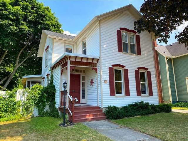 7 Woodlawn Avenue, Perinton, NY 14450 (MLS #R1277029) :: Robert PiazzaPalotto Sold Team