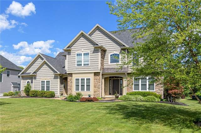 18 Grace Marie Drive, Penfield, NY 14580 (MLS #R1277152) :: Robert PiazzaPalotto Sold Team