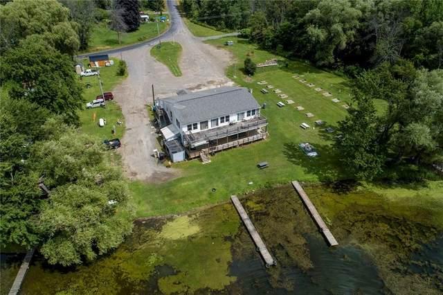 4015 E Waneta Lake Road, Tyrone, NY 14837 (MLS #R1277306) :: Thousand Islands Realty