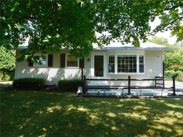 54 Fairlawn Drive, Mendon, NY 14472 (MLS #R1277531) :: BridgeView Real Estate Services