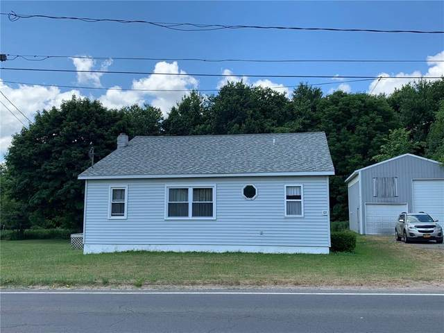 63 County Route 4, Hastings, NY 13036 (MLS #R1277552) :: Robert PiazzaPalotto Sold Team