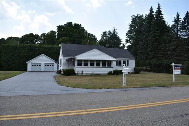 1419 Hogan Rd Road, Penfield, NY 14580 (MLS #R1277607) :: BridgeView Real Estate Services
