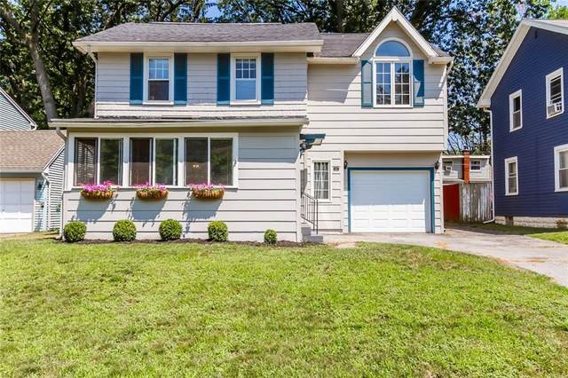 50 Bayton Drive, Irondequoit, NY 14622 (MLS #R1277630) :: Lore Real Estate Services