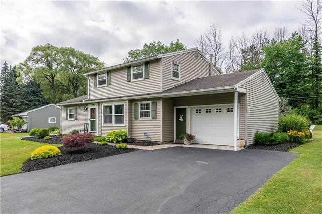 1081 Sharon Court, Webster, NY 14580 (MLS #R1277739) :: Robert PiazzaPalotto Sold Team