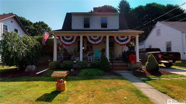 71 Andrews Avenue, Jamestown, NY 14701 (MLS #R1277762) :: Robert PiazzaPalotto Sold Team