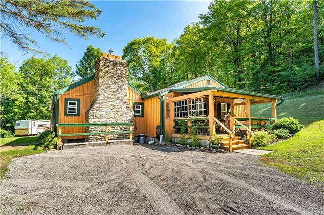 5257 County Road 33, Bristol, NY 14424 (MLS #R1277943) :: Robert PiazzaPalotto Sold Team