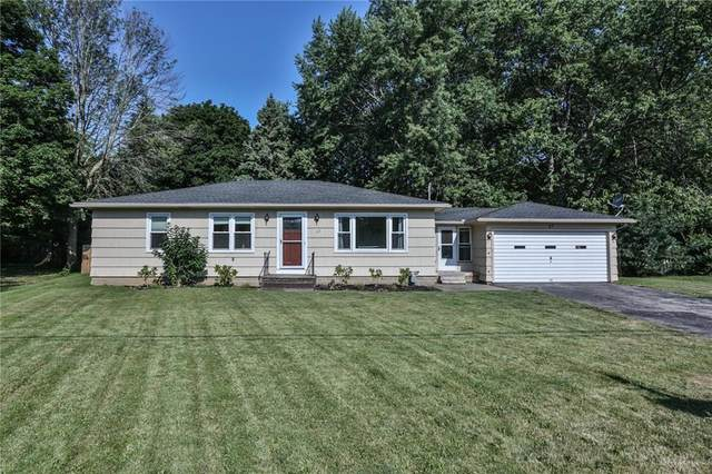 27 Helen Drive, Penfield, NY 14580 (MLS #R1277961) :: Robert PiazzaPalotto Sold Team