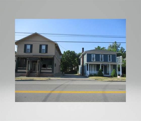 3911 Rush Mendon Road, Mendon, NY 14506 (MLS #R1278033) :: Robert PiazzaPalotto Sold Team