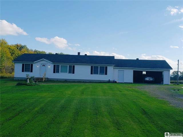 1647 Mee Road, Poland, NY 14733 (MLS #R1278271) :: Robert PiazzaPalotto Sold Team