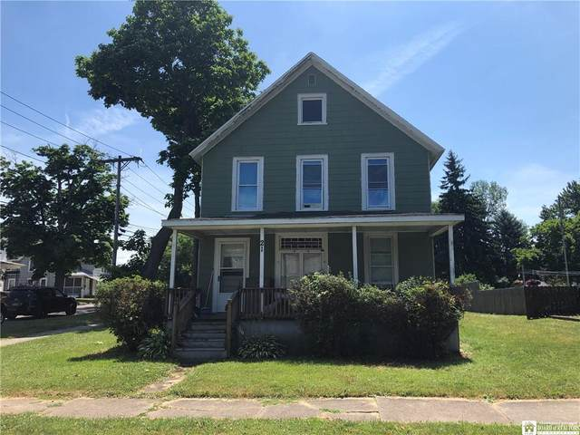 21 E Courtney Street, Dunkirk-City, NY 14048 (MLS #R1278376) :: BridgeView Real Estate Services