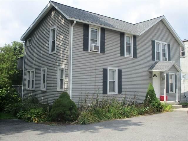 6 Mendon Ionia Road, Mendon, NY 14506 (MLS #R1278490) :: Robert PiazzaPalotto Sold Team