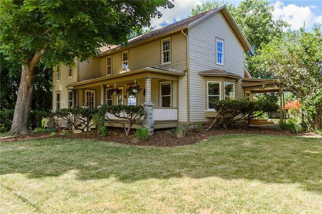 164 W Jefferson Road, Pittsford, NY 14534 (MLS #R1278494) :: Robert PiazzaPalotto Sold Team