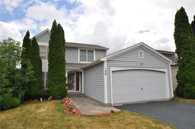 108 Hickory Manor Drive, Gates, NY 14606 (MLS #R1278708) :: 716 Realty Group