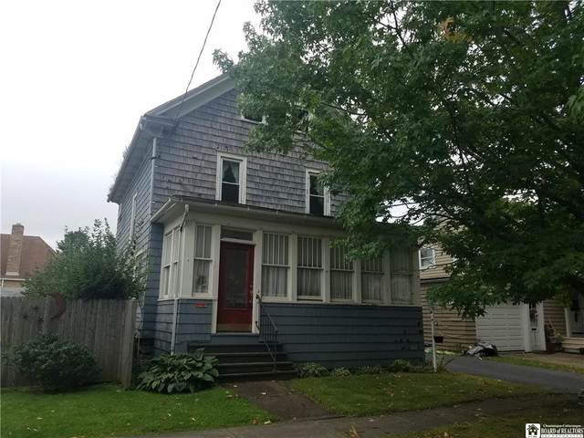 105 S 18th Street, Olean-City, NY 14760 (MLS #R1279194) :: Robert PiazzaPalotto Sold Team