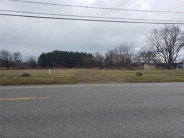 1549 W Henrietta Road, Avon, NY 14414 (MLS #R1279496) :: Lore Real Estate Services