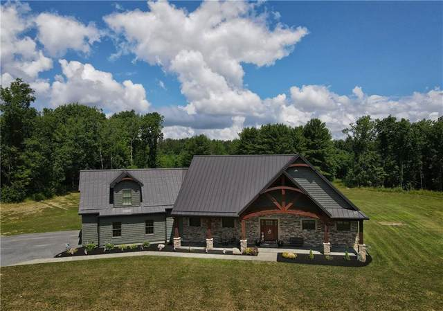 2970 County House Woods Road, Jerusalem, NY 14478 (MLS #R1279927) :: Robert PiazzaPalotto Sold Team