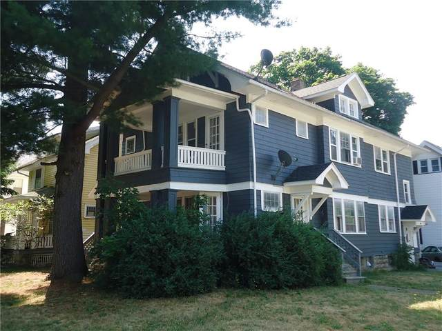 319 W High, Rochester, NY 14619 (MLS #R1280054) :: Robert PiazzaPalotto Sold Team