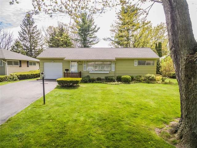 233 Ransford Avenue, Irondequoit, NY 14622 (MLS #R1280783) :: MyTown Realty