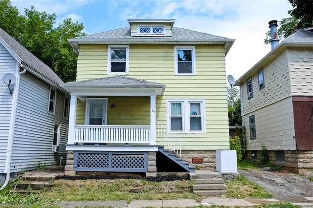 16 Malvern Street, Rochester, NY 14613 (MLS #R1280942) :: Robert PiazzaPalotto Sold Team