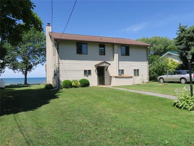 15723 Knapp Shores, Kendall, NY 14477 (MLS #R1281046) :: Robert PiazzaPalotto Sold Team